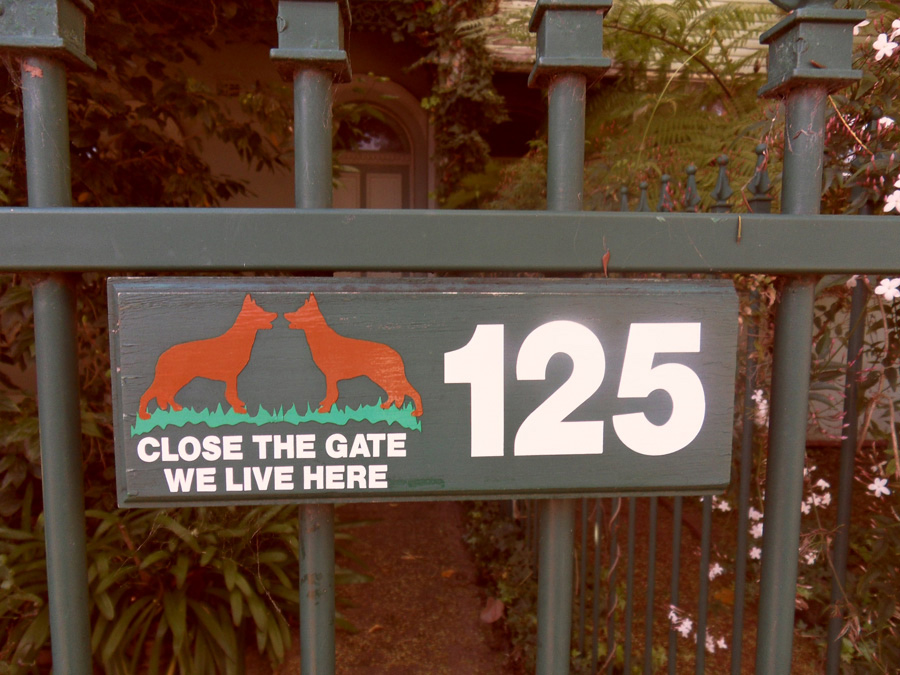Close The Gate