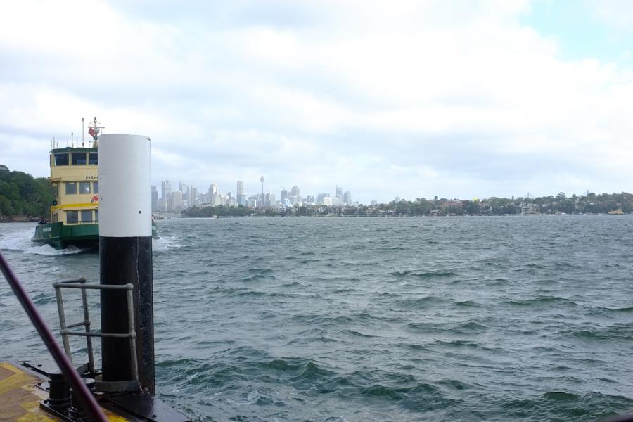 Ferry In