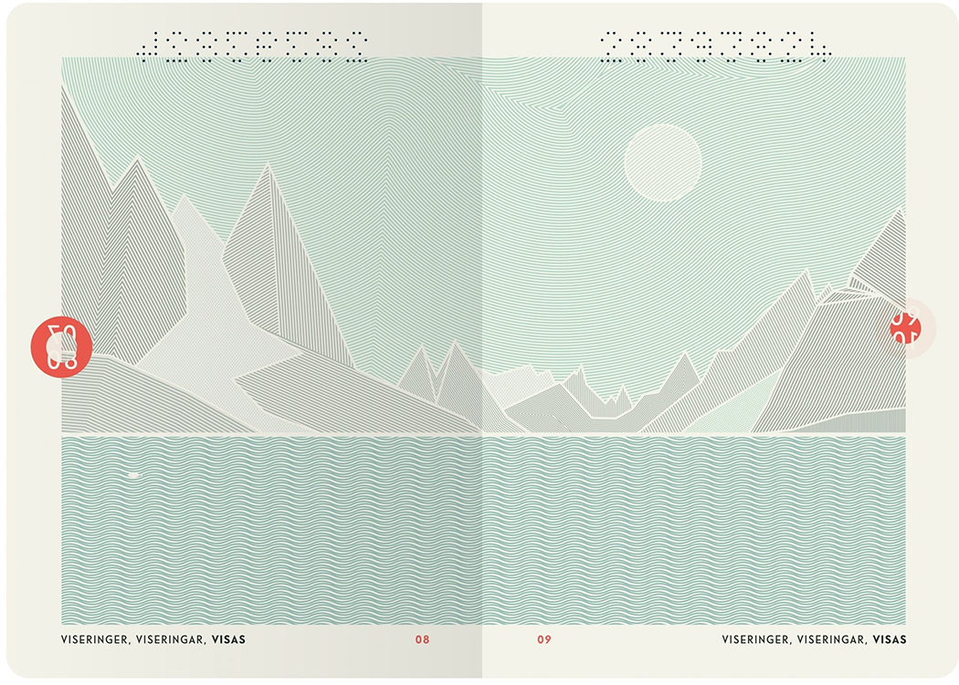Norwegian Passport