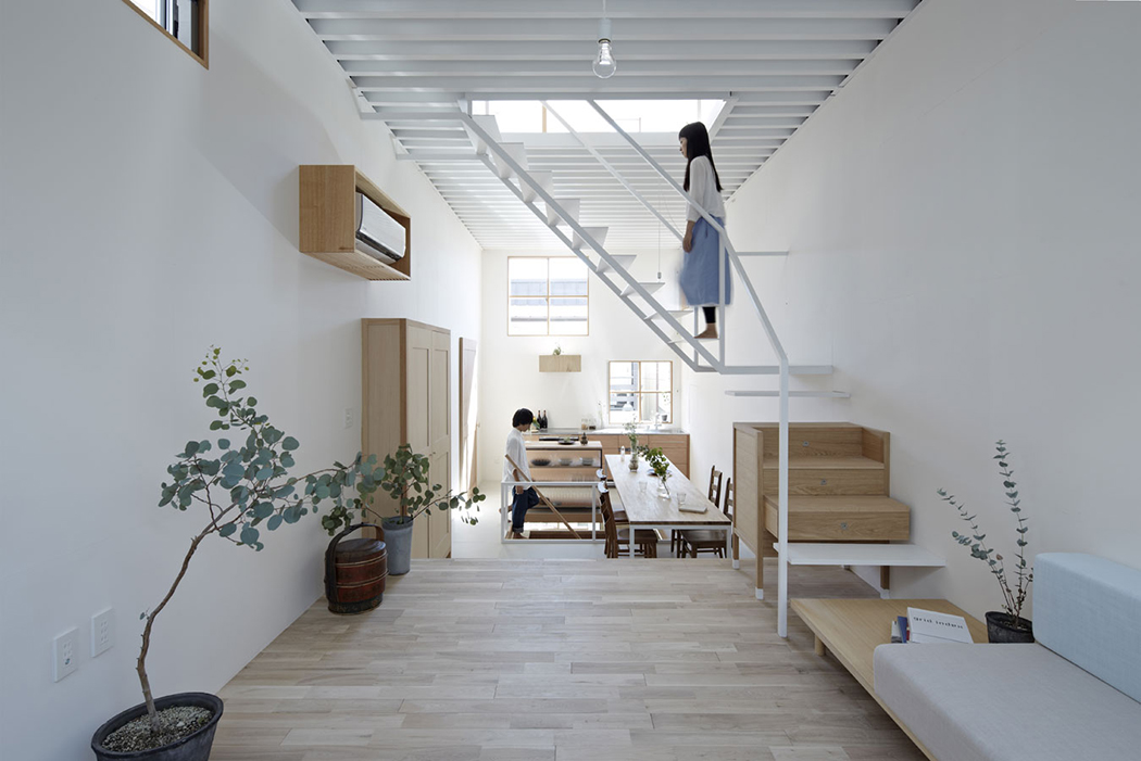 House In Itami Yo Shimada